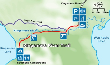 kingsmere and grey owl trail