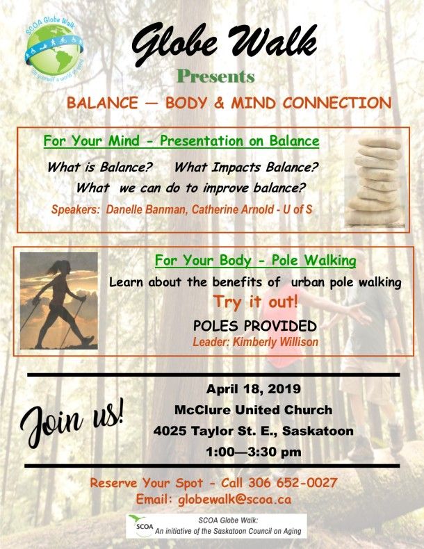2019 April Event Poster